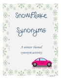 Snowflake Synonyms
