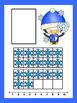 Snowflake Ten Frame Number Match 1-20
