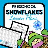 Snowflake Theme Preschool Classroom Lesson Plans