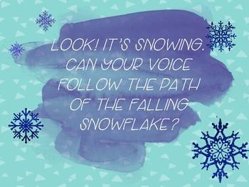 Snowflake Vocal Exploration