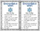 Snowflake War!  Fun & Engaging Math/Game Center for #s 0-10; CC Aligned