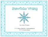 Snowflake Writing (includes circle and tree maps)