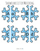 Snowflake & Snowball Bundle - Literacy, Math, Social Emotional, Motor - Pre-K