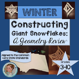 Constructing Giant Snowflakes - A Geometry Review