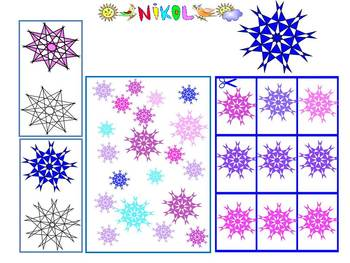 Winter - Clip Art - Personal or Commercial Use