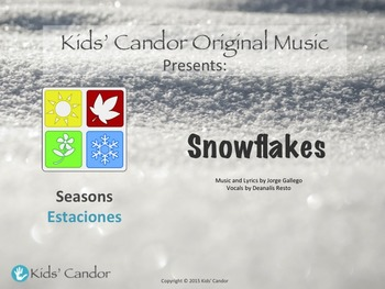 Snowflakes | Copos de Nieve Songs