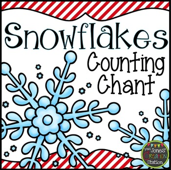 Snowflakes Counting Chant