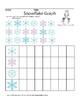 Snowflakes Counting Graph, ASL Sign Language