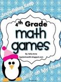 Snowflakes {Keep Falling on My Head} Math Games
