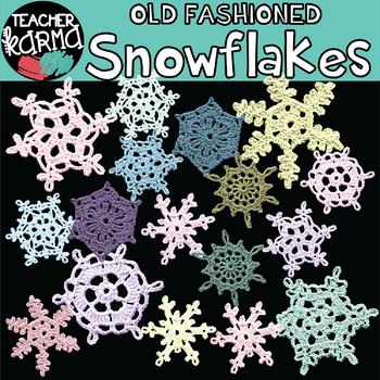 Snowflakes: Old Fashioned Style (FREE today)