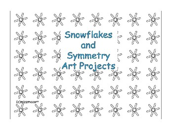 Snowflakes and Symmetry