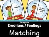 Snowglobe Emotions and Feelings Matching Center