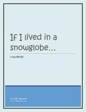 Snowglobe Writing Craftivity
