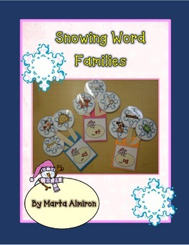 Snowing Word Families