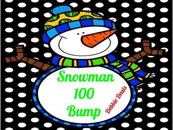 Snowman 100 Bump