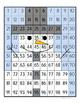 Snowman 100s Chart Clues
