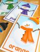 Snowman Activities Bundle:  Snowman Themed Activities for Preschool and Pre-K
