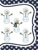 Snowman Addition: Adding On (Fact Family Nine)