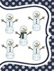 Snowman Addition: Adding On (Fact Family Seven)