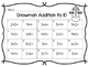 Snowman Addition & Subtraction: QR Codes (BUNDLE)