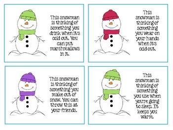 Snowman Attributes
