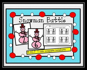 Snowman Battle