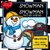SNOWMAN Early Reader