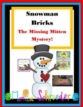 Snowman Bricks and The Missing Mitten