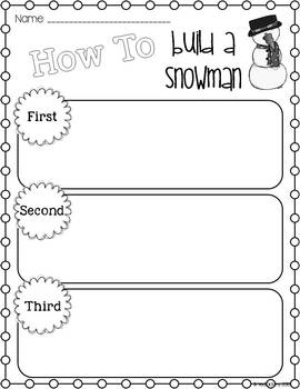 Snowman Buddy: Activity and Craft Pack