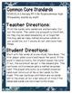 Snowman Building Sight Words! First Grade List Pack