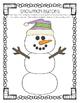 Snowman Buttons:  A Composing & Decomposing Activity