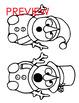 Snowman CRAFT Napkin Holder
