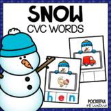 Snowman CVC Sound Boxes