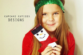 Snowman Candy Wrappers Favor Hand out Classroom Party Favo
