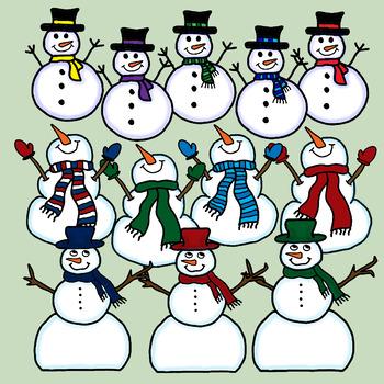 Snowman Clip Art 34 Images