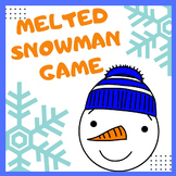 Snowman Closed Syllable Exceptions Game (ind, ild, old, olt, ost)