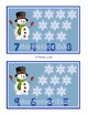 Snowman Clothespinning 0-10