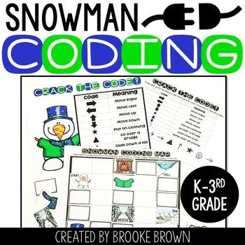 Snowman Coding