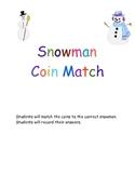 Snowman Coin Match