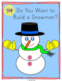 Snowman Coloring Pages FREEBIE