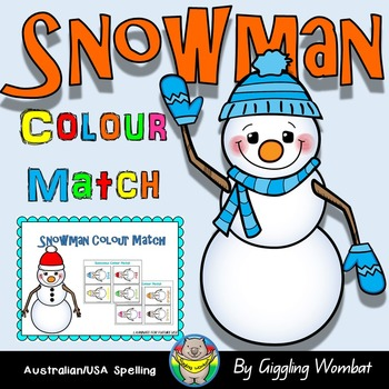 Snowman Colour Match