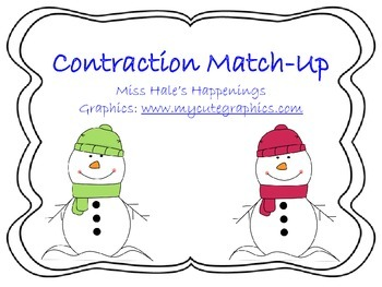 Snowman Contraction Match-up