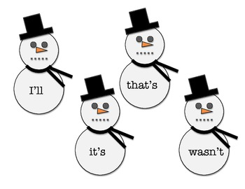Snowman Contractions
