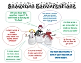 Snowman Conversations: a Six-Trait Writing Activity (Voice)