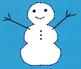 Snowman Coordinate Graph - Reflection Symmetry