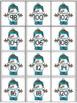 Count by 2 Snowman Cards