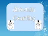 Snowman Counting!
