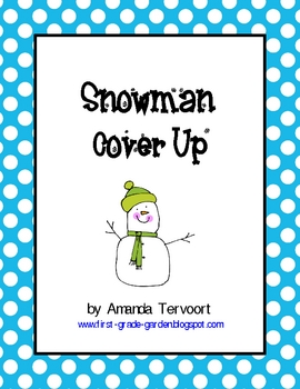 Snowman Cover Up