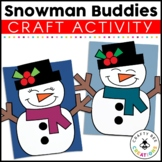 Snowman Craft | Build a Snowman | Snowmen at Night | Snowm