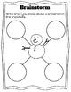 Snowman Craftivity Fun!